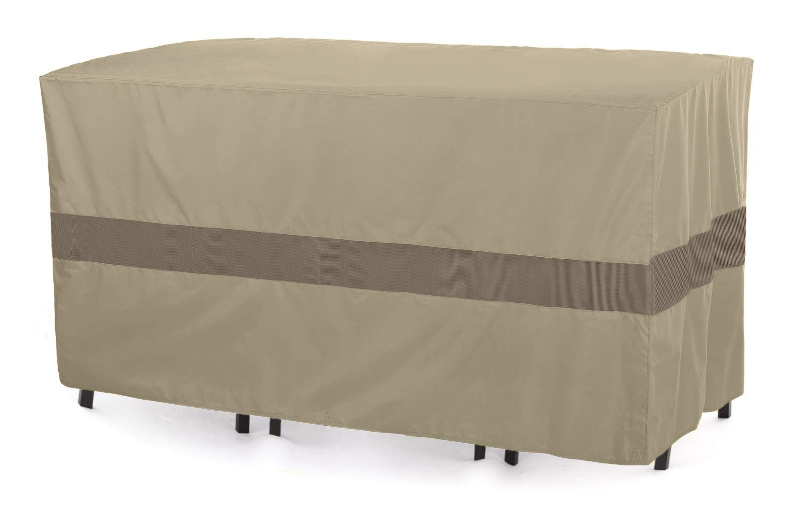 Sunpatio Outdoor Bistro Cover Extremely Lightweight Water Resistant Eco Friendly Outdoor Furniture Covers Sectional Patio Furniture Outdoor Dining Furniture