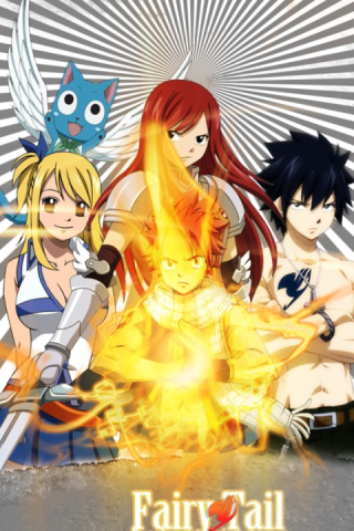 Download Fairy Tail HD Live Wallpaper APK 1.0 Only in