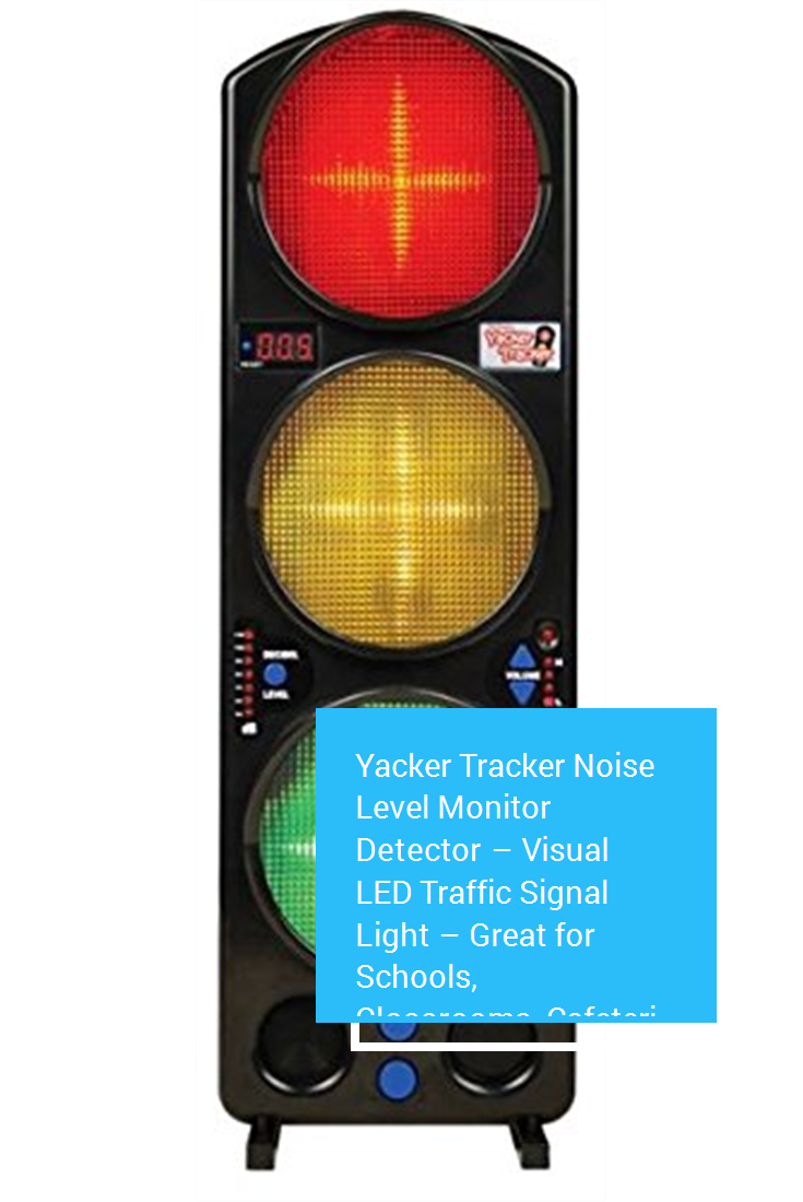 Yacker Tracker Noise Level Monitor