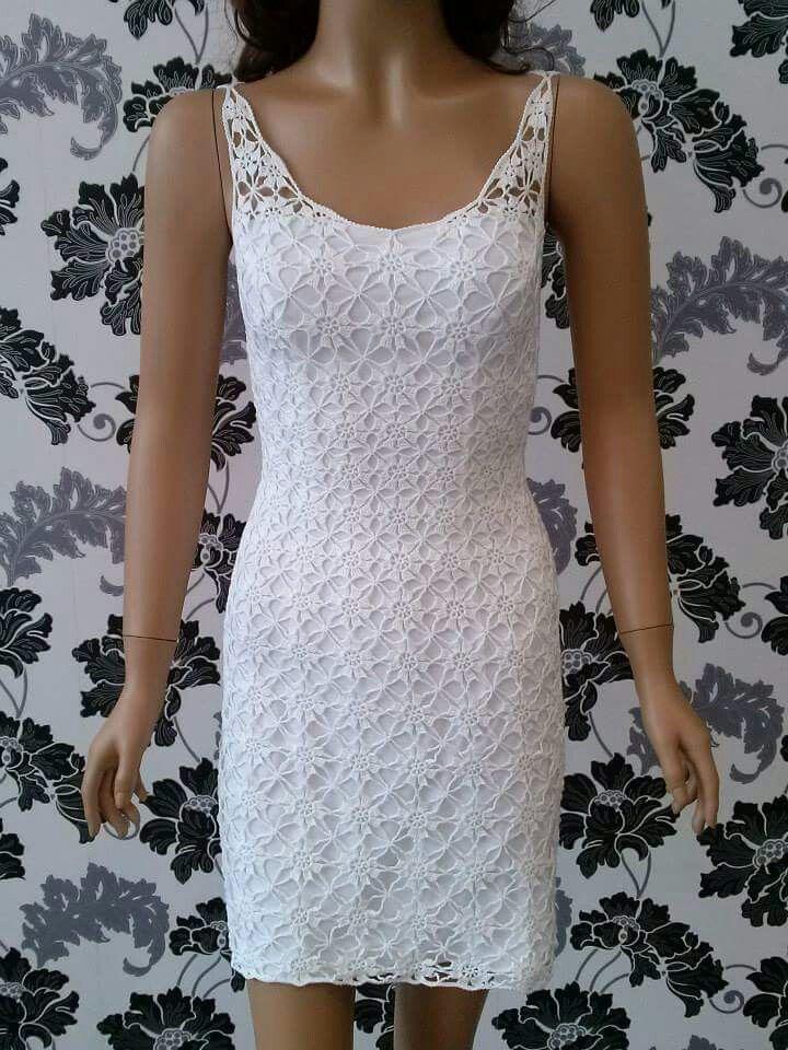 Vestido | ideas | Pinterest | Vestiditos, Vestidos de novia y Blusas ...
