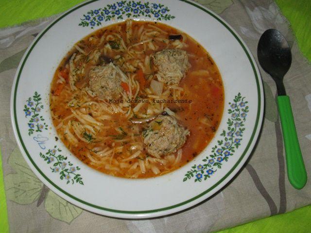 Moje Domowe Kucharzenie Zupa Spaghetti Zupomania In 2019