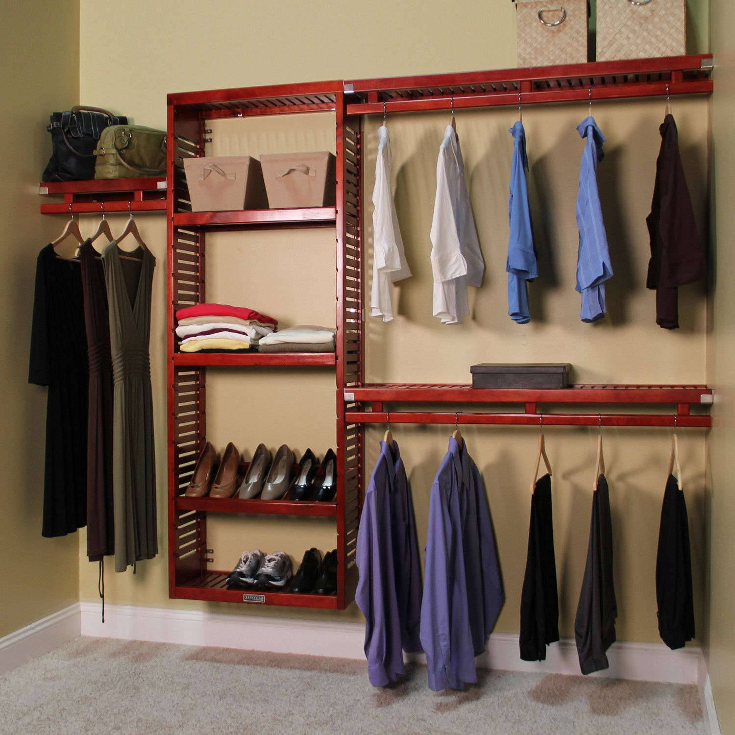 deep nice and i in decoration organizers roth gallery ideas for latest a with how is home walk organizer wooden clothes brown shelves allen has unnamed hanging file closet lowes
