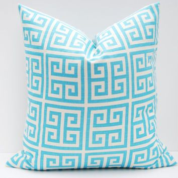 Best Tiffany Blue Throw Pillow Products On Wanelo For The Home Impressive Tiffany Blue Decorative Pillows