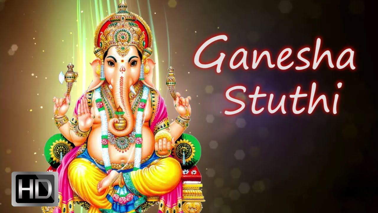 Ganesha Stuthi Ganesha Also Known As Ganapati And Vinayaka Is One Of The Best Known And Most Worshipped Deities In Th Prayers For Children Ganesha Prayers [ 720 x 1280 Pixel ]
