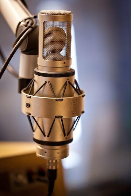 Mikro für Sprachaufnahmen - Brauner VM-1 | Unser Tonstudio ...