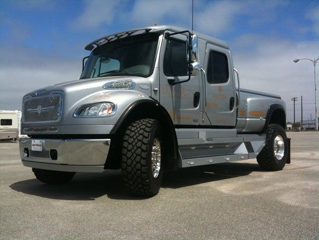 Sportchassis Freightliner Trucks Sportchassis Freightliner Powers Rv 2010 Sportchassis Freightliner Big Trucks Diesel Trucks Freightliner Trucks