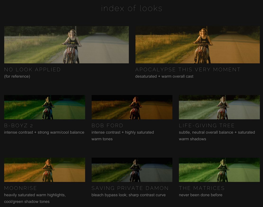 7 Free Luts Based On Iconic Movies Plus How To Customize Them For