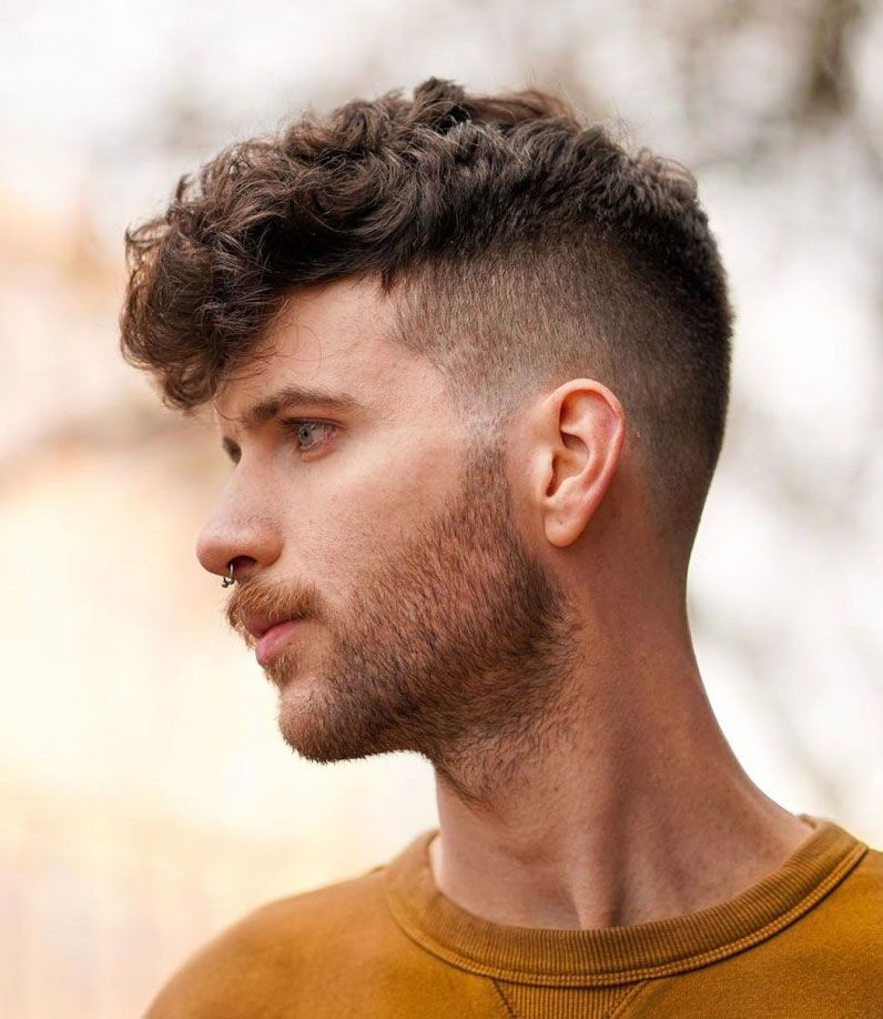 46++ Best hairstyles for guys with thick curly hair trends