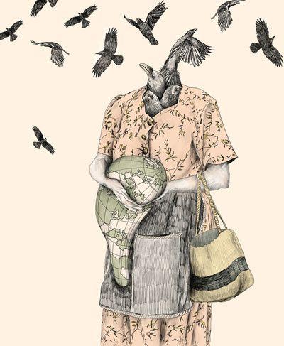 Gabriella Barouch - Illustration