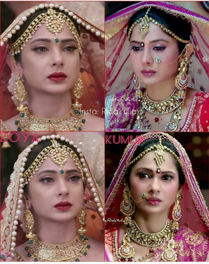 Pin by SFFU on Jennifer winget in 2019 | Indian bridal ...