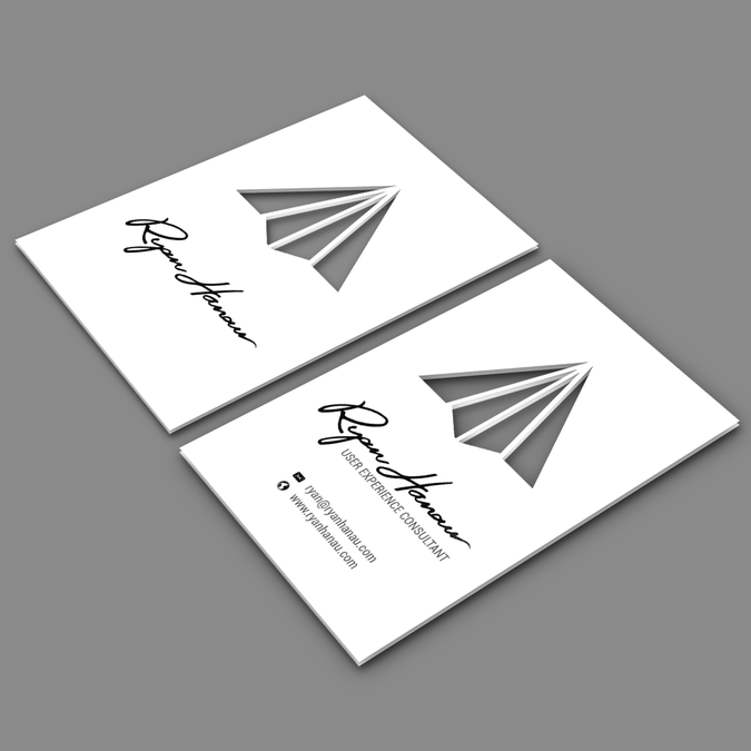 Make my business card fly literally it should be a paper airplane make my business card fly literally it should be a paper airplane by amiable colourmoves