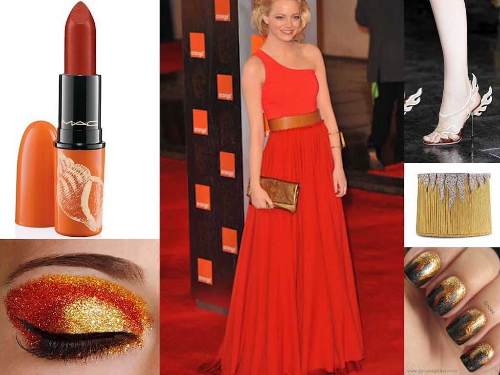 Katniss Everdeen: Girl on Fire Style Inspiration  #TheSweetNest #Katniss #HungerGames #Mockingjay