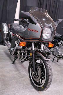 1981 Honda Cbx Sold For 26 950 At The 2020 Mecum Las Vegas Motorcycle Auction Honda Cbx Honda Classic Honda Motorcycles