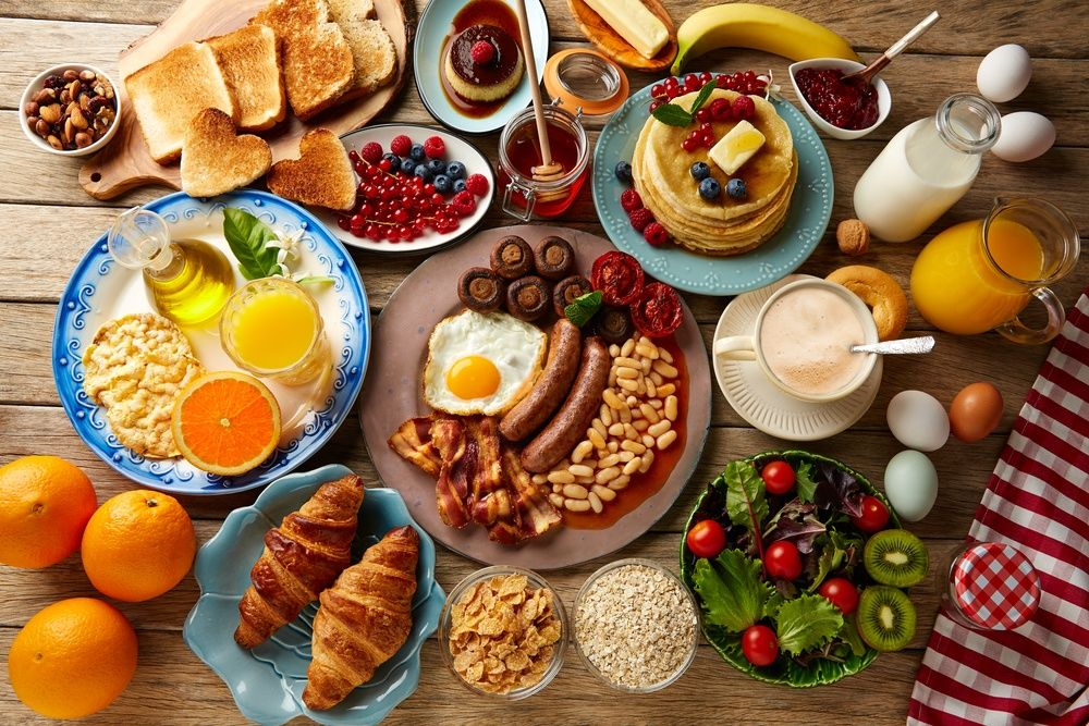 7 Incredible Pigeon Forge Buffets And All You Can Eat Restaurants Breakfast Buffet Continental Breakfast Buffet Food