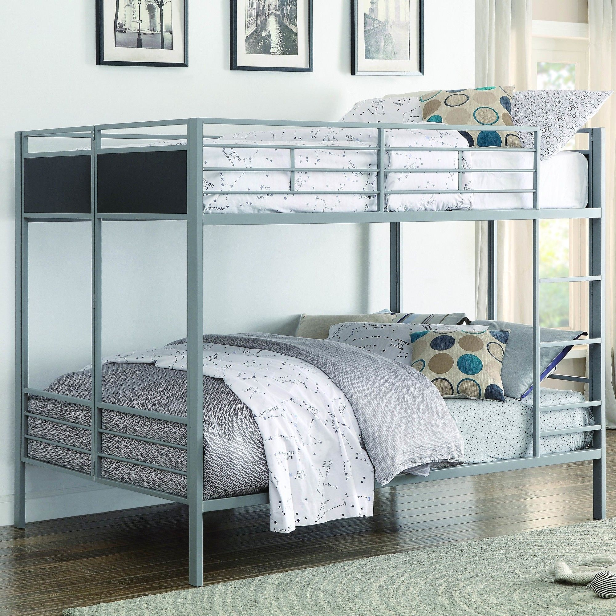 Dex Bunk Bed Metal Bunk Beds Bunk Beds Bunk Beds Small Room