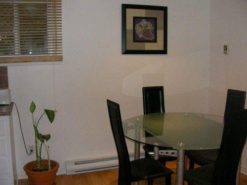 Montréal u2013 Appartement 3 1 2 meublé à louer Montréal Pinterest