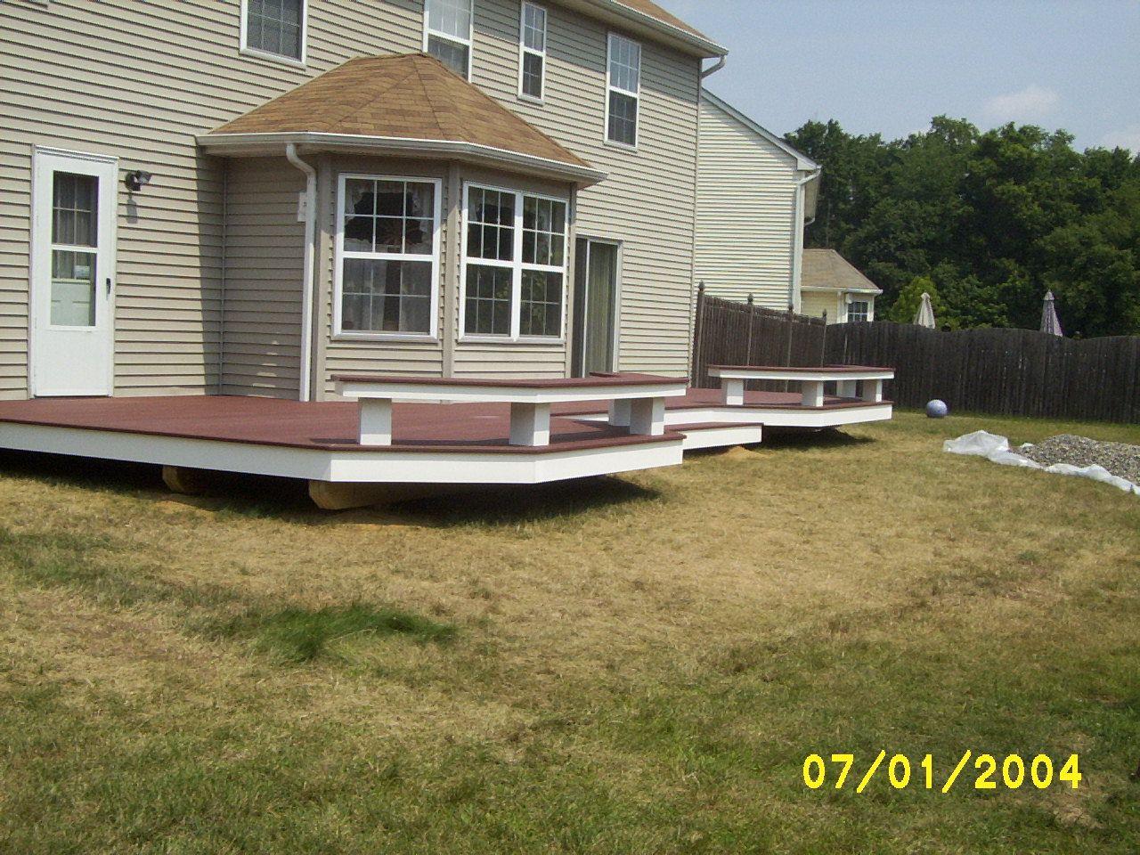 Ideas For Backyard Decks Deck Plans Pioneer Loans