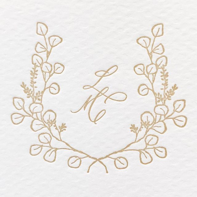 Gold Coast Wedding Invitations: I'm So Excited For Lindsey And Mike's Wedding This Week