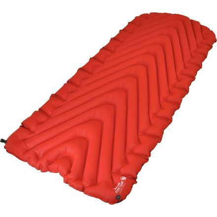Klymit Insulated Static V Luxe Sleeping Pad Camping