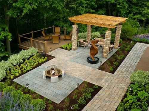 20 Backyard Ideas For You To Get Relax Backyard Landscaping and