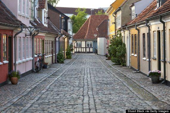 >Odense Denmark:Where Hans Christen Andersen was born.