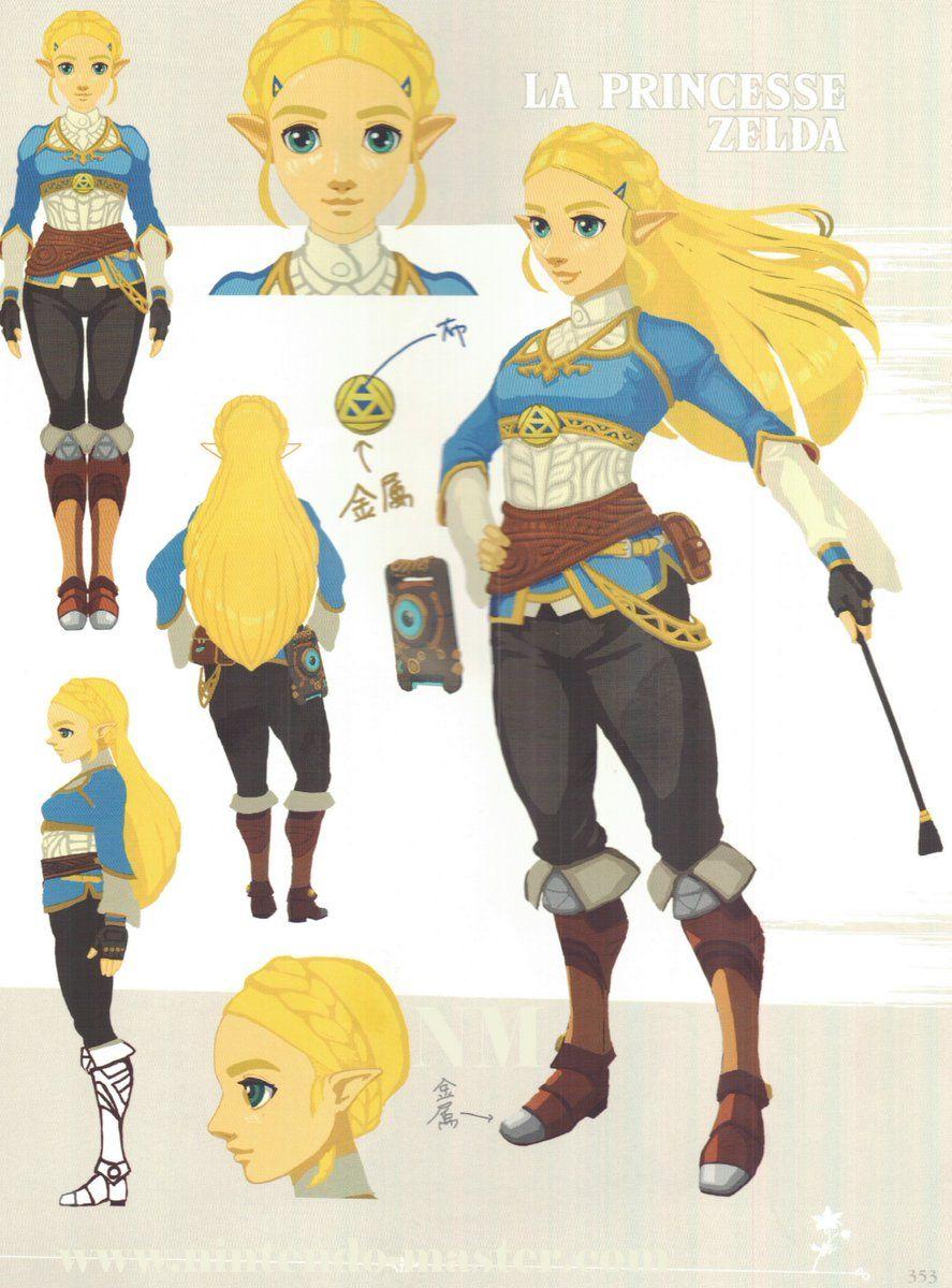 The Legend Of Zelda Breath Of The Wild Zelda Fans Arts Pinterest