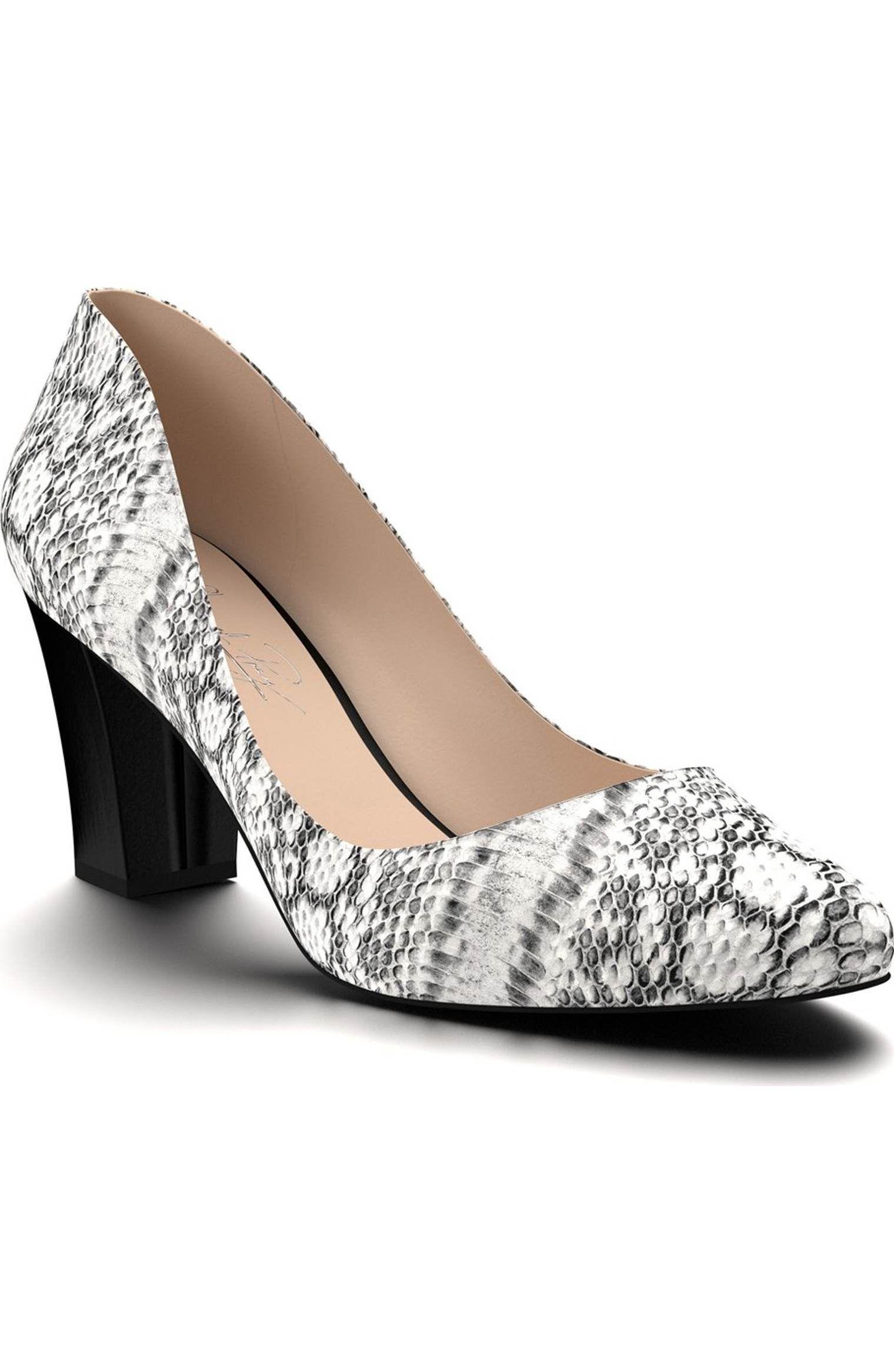 Shoes of Prey Block Heel Pump (Women Block heels pumps