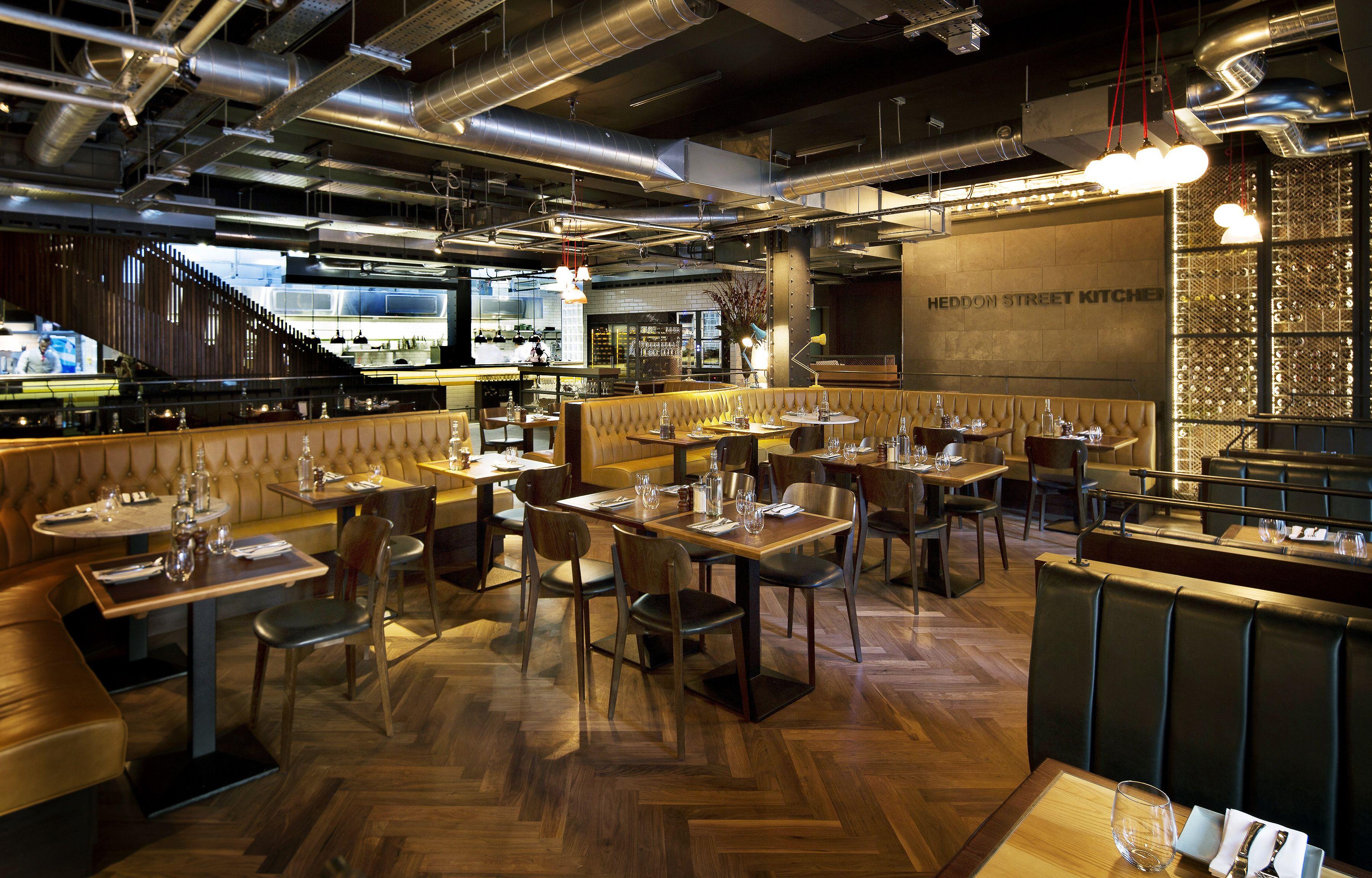 Heddon street kitchen gordon ramsay restaurants london