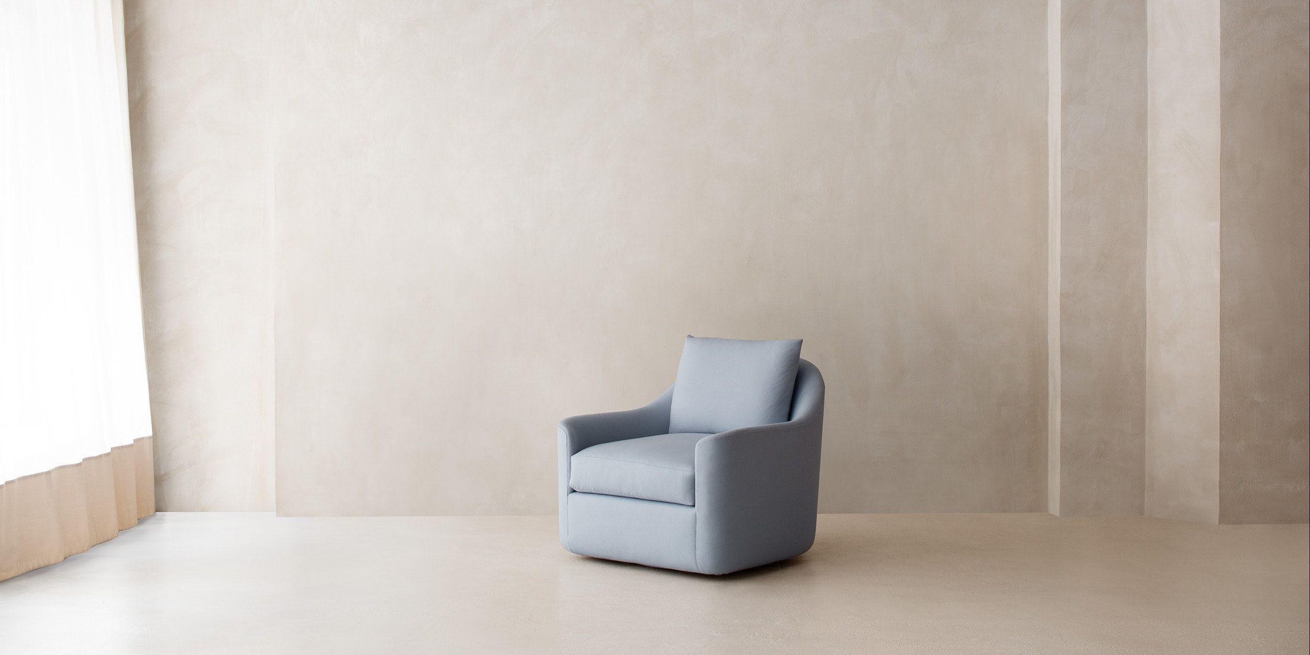 Pleasant Dmitriy Co Products Belgard Swivel Lounge Chair In Creativecarmelina Interior Chair Design Creativecarmelinacom