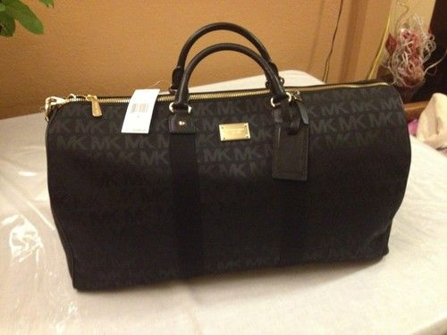 I Found This Michael Kors Duffel At Nordstrom Rack Weekend For Way Less Than