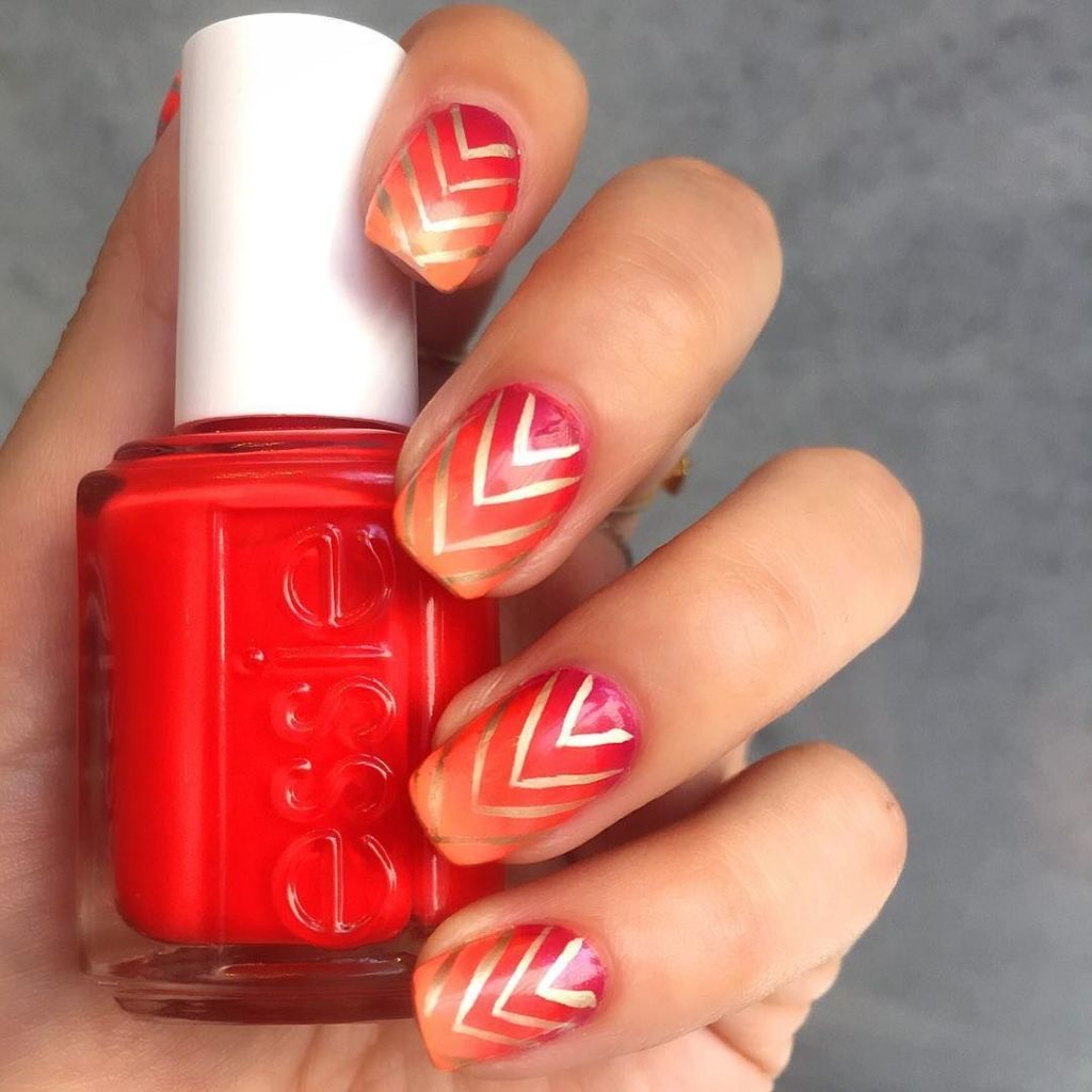 11 Ways to Wear Ombre Nail Art Like a Grownup