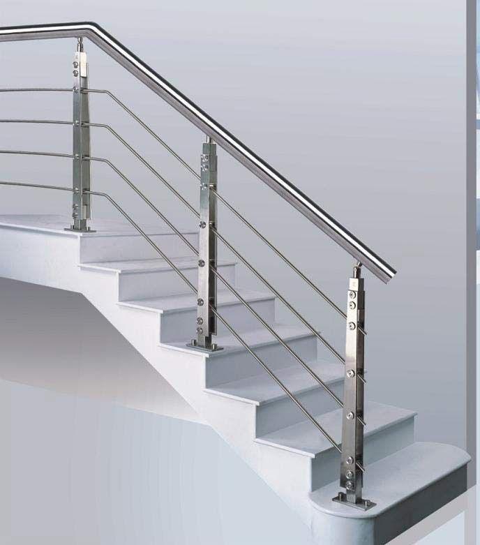 Best Modern Stairs Metal Wood Railing Google Search Steel 400 x 300