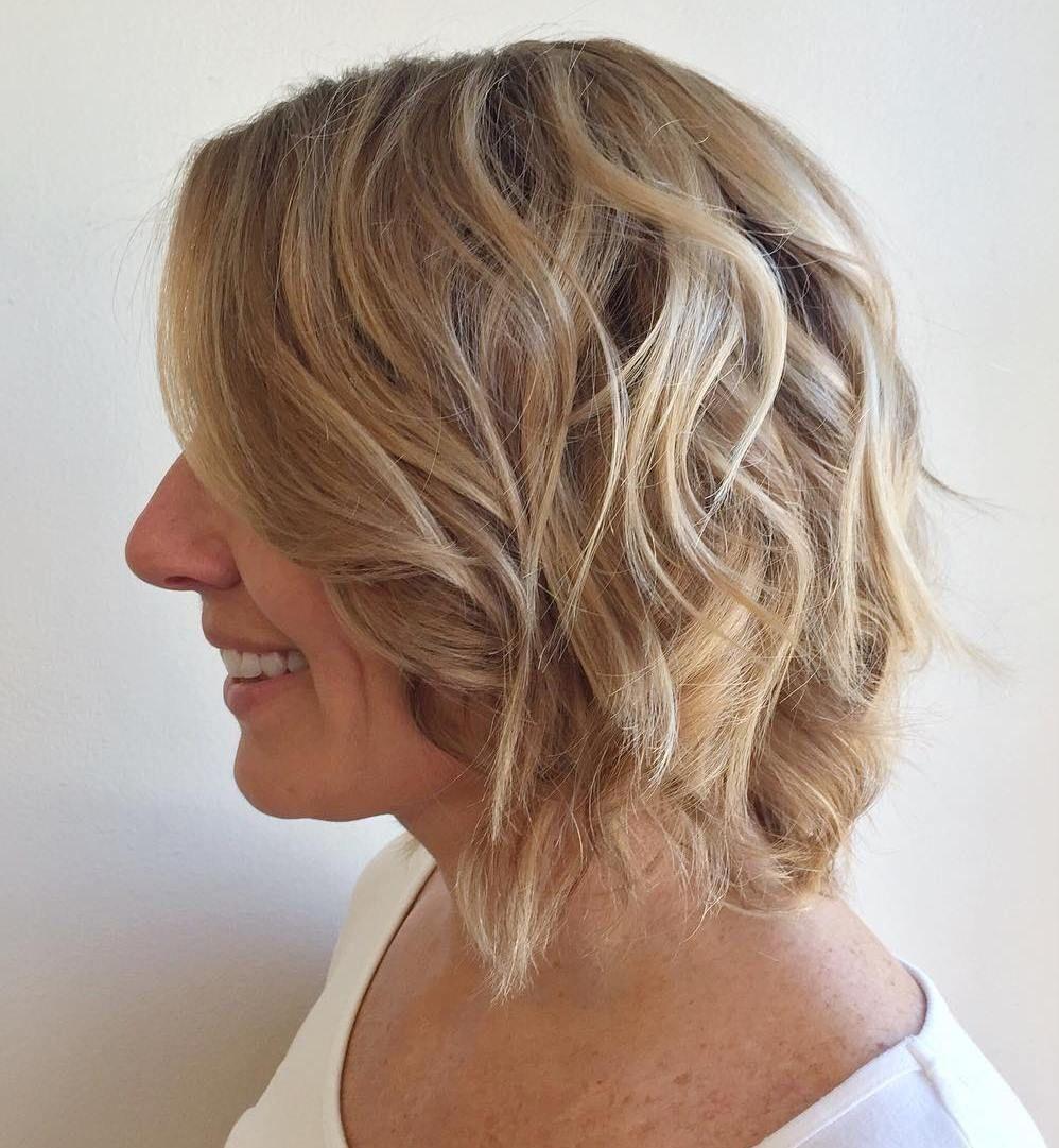 9 Darn Cool mittlerer Länge Frisuren für dünnes Haar  Frisuren