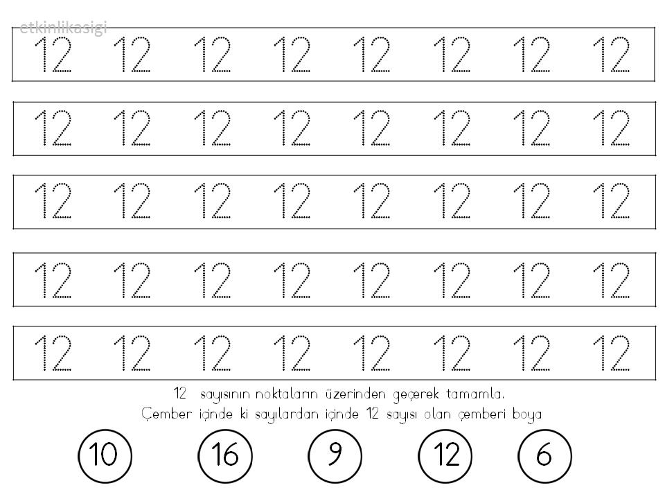 218 En Iyi Rakamlar Goruntusu 2020 Matematik Okul Oncesi Ve Okul