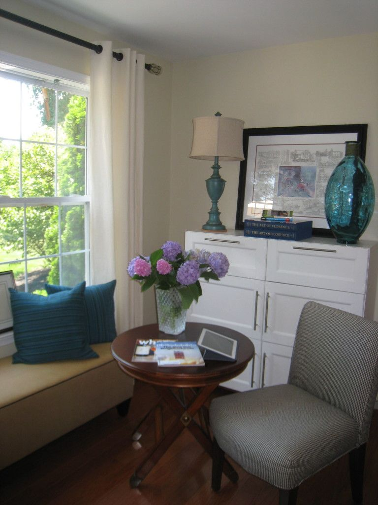 After Home Office Paint Benjamin Moore Elephant Tusk Oc 8
