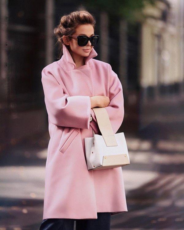 модные стеганные пальто 2021 женские