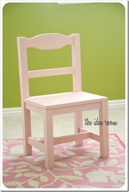 Child Chair | Ana White. Just The Pic, Modify The Chair Plans To Look
