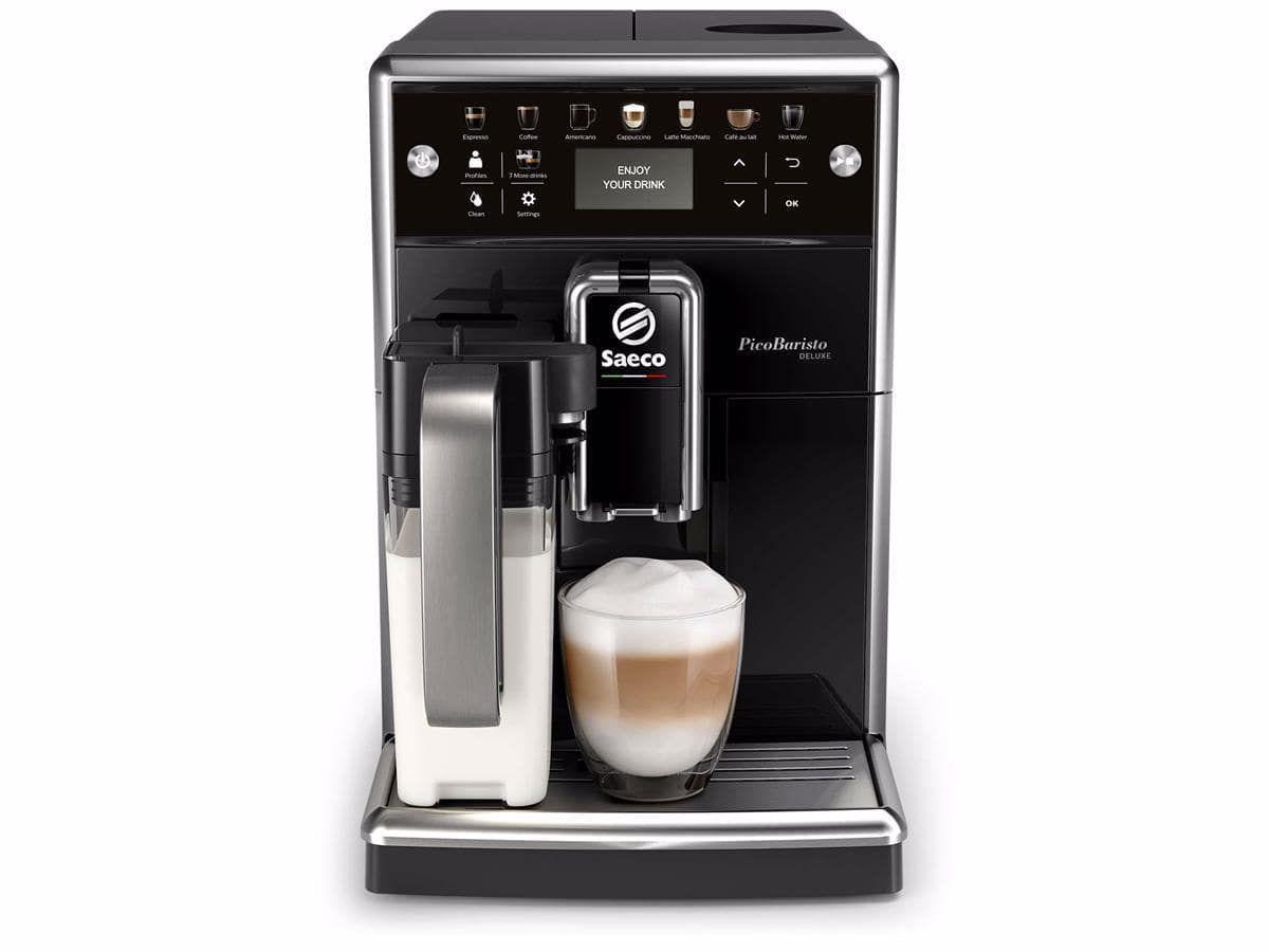 Saeco Sm5570 10 Espressomaskin Espressomaskiner Coffee Maker Machine Coffee Machine Automatic Coffee Machine
