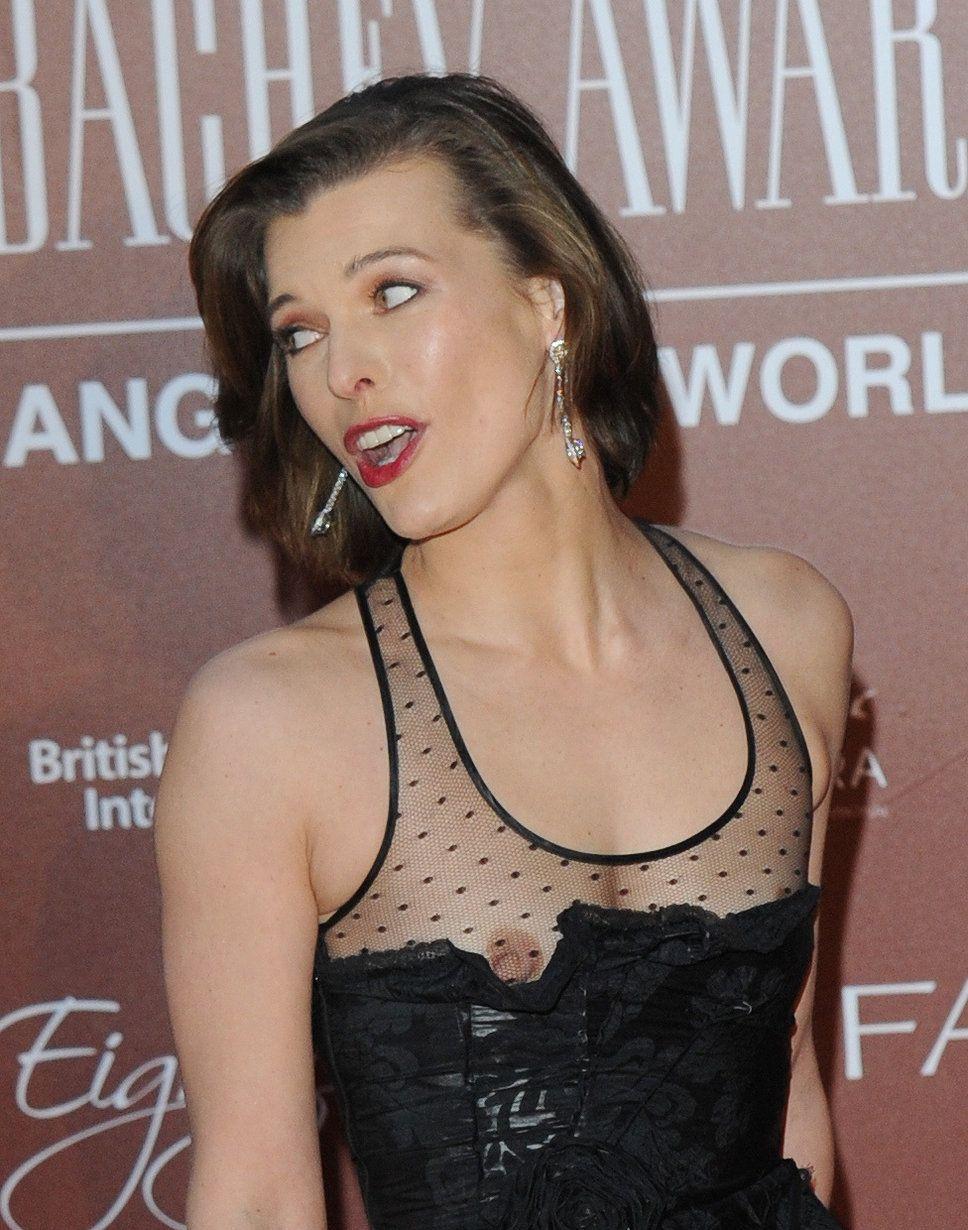 Celebrities wardrobe malfunction uncensored