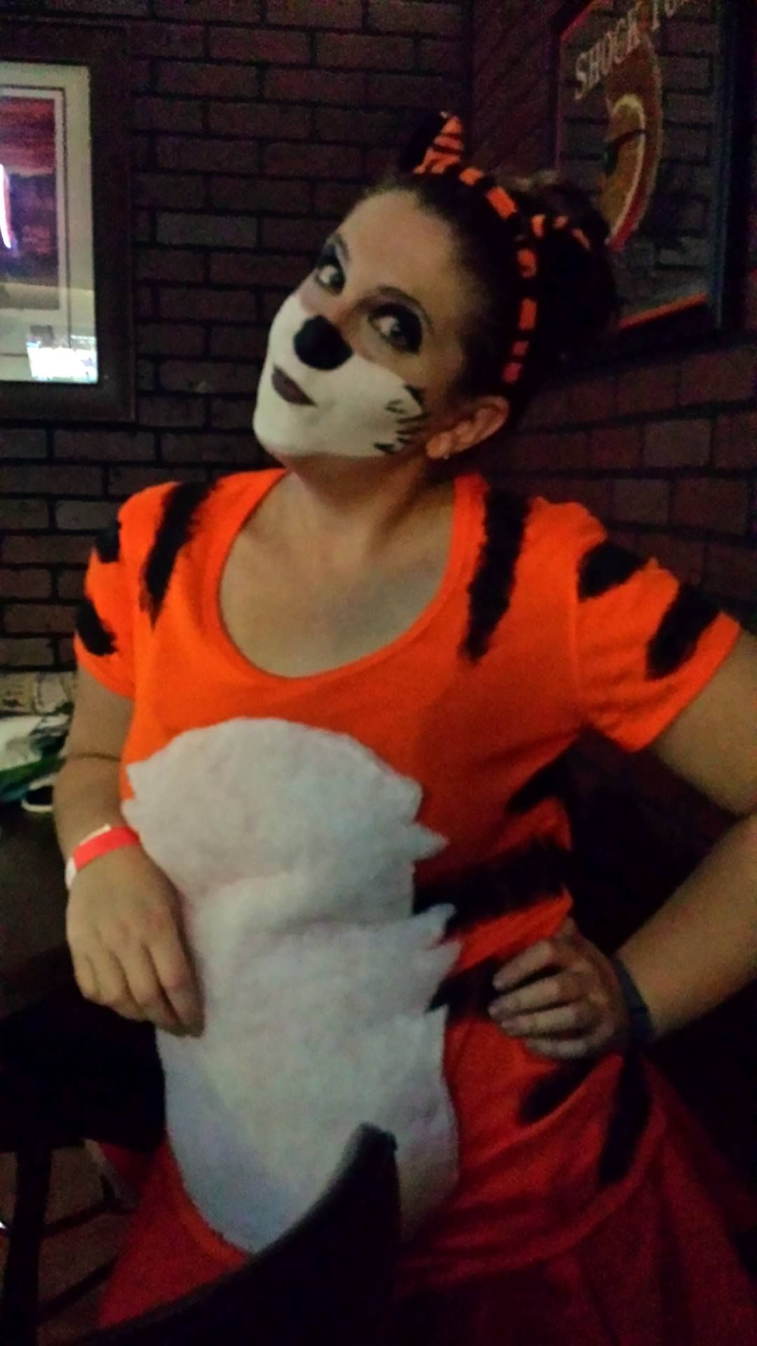 Tigerhobbes Costume Our Calvin And Hobbes Halloween Costumes