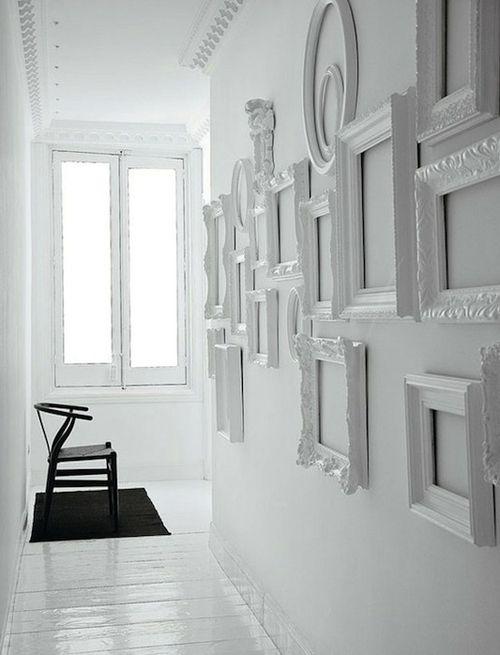 Deco cadres une vraie id e de d coration d corer for Tableau decoration couloir