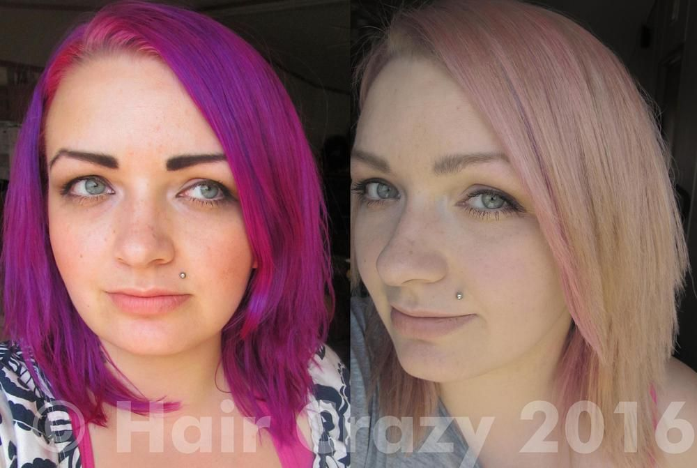 Katies Direct Dye Fading Treatment The Finest Hair In The Land