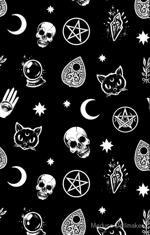 Halloween 2020 Samsung Wallpaper Witch Pattern | Case & Skin for Samsung Galaxy in 2020 | Witchy