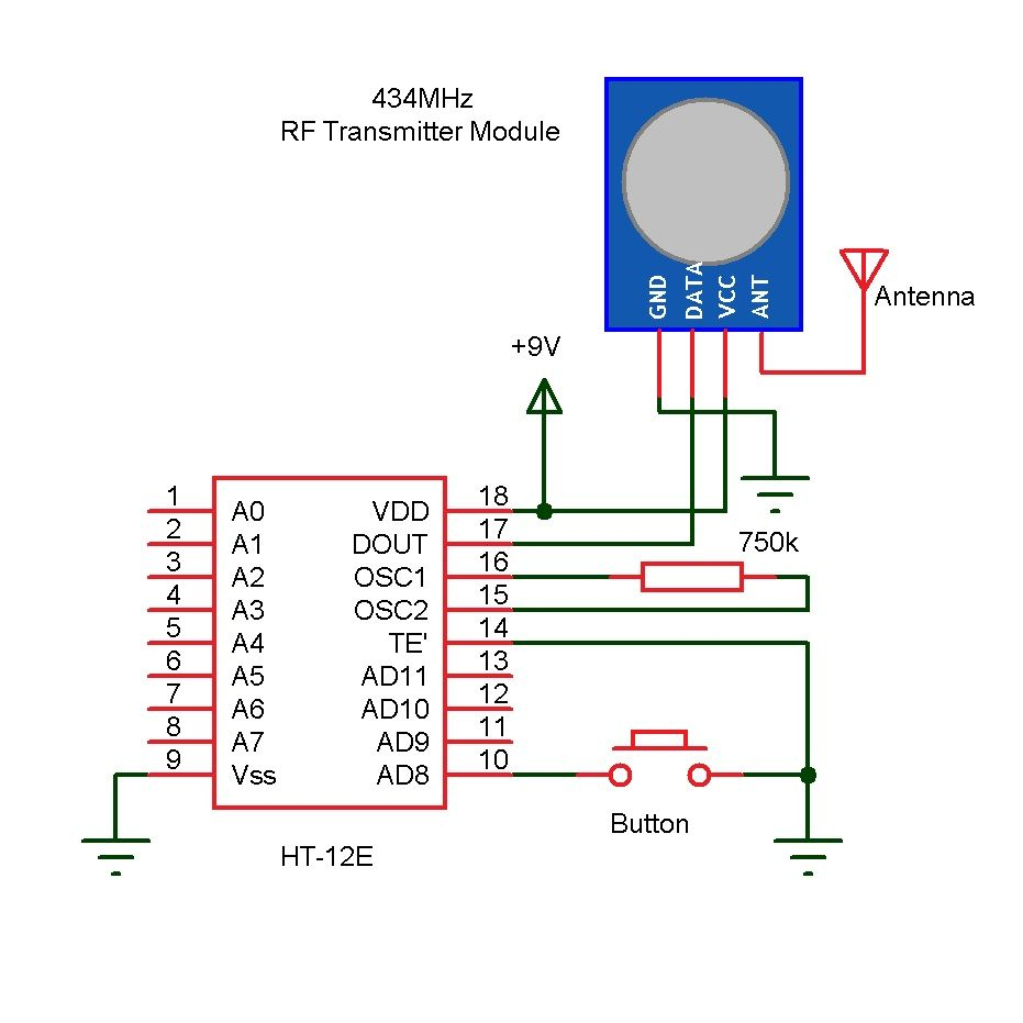 Awesome Doorbell Circuit Basic Electronics Wiring Diagram Wiring 101 Cranwise Assnl