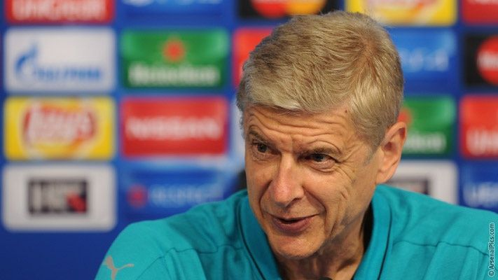 Wenger discusses the start of the Champions League and the lessons learned from last season
