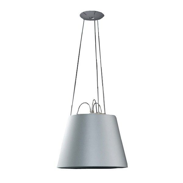 Tolomeo Mega Sospensione Hanglamp Armatuur Aluminium Artemide Hanglamp Lampenkap Verlichting