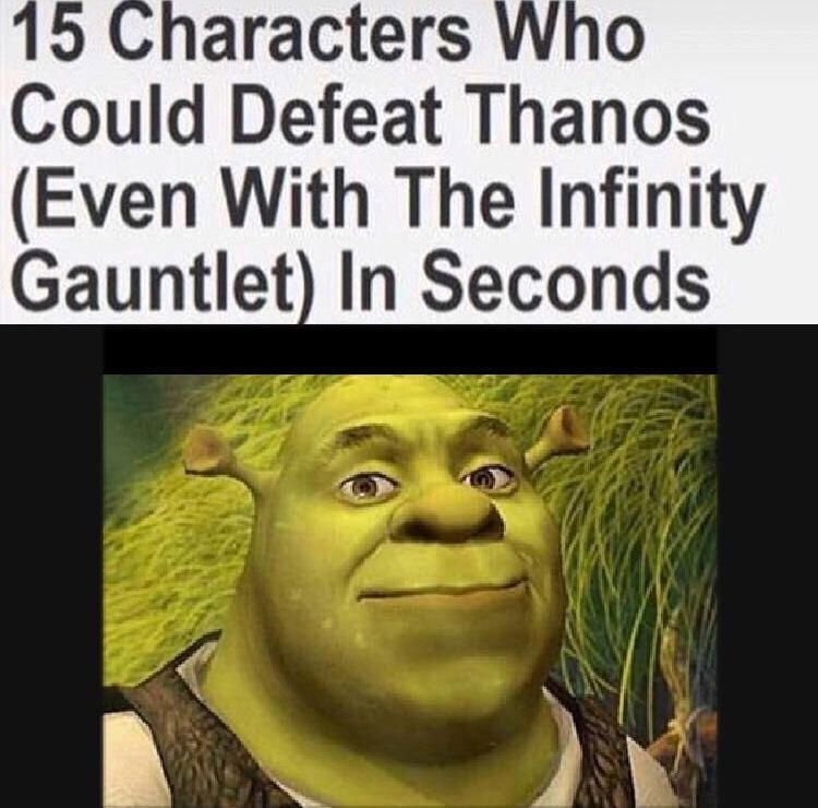 You Know Shrek Had To Do It To Em Funny Memes Shrek Memes Stupid Memes
