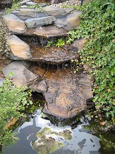 Cascade Water Feature Rockery Uk Google Search Garden Stream Water Features In The Garden Water Features