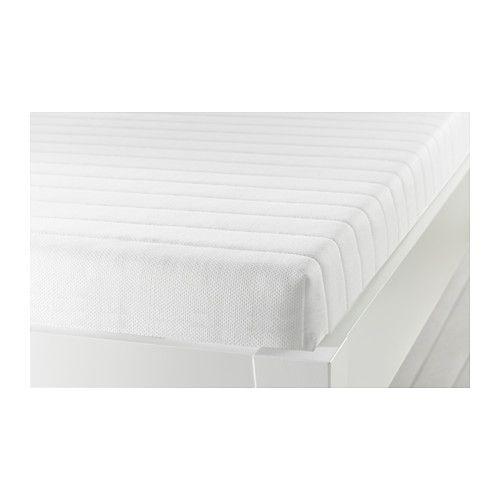Ikea Meistervik Matelas En Mousse Ferme Blanc Chambre