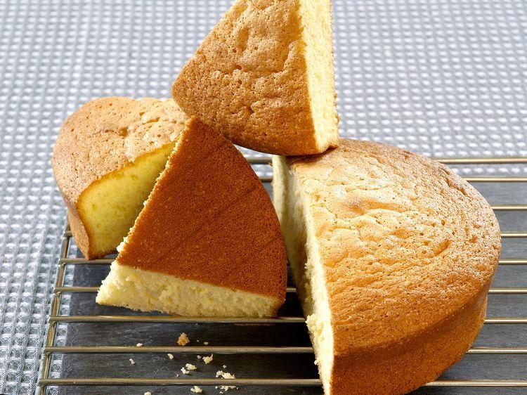 Gâteau de Savoie au micro-onde   Recette   Recette gateau ...